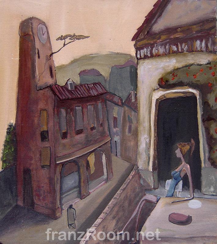 Spunta Comunque, Spaesamenti - Andrea Franzosi franzroom.net