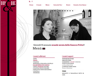 <em>Dop&Doc</em> website