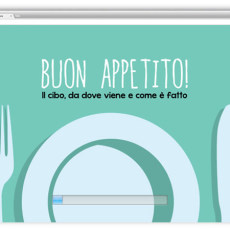 <em> Buon Appetito</em>, app sull'alimentazione