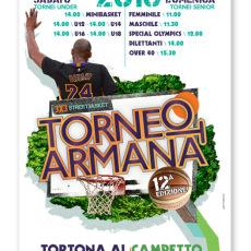 Torneo Armana 2016 3×3 Street Basket