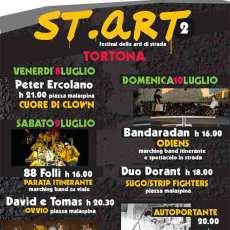 St.Art Festival #2, Manifesti e impianti