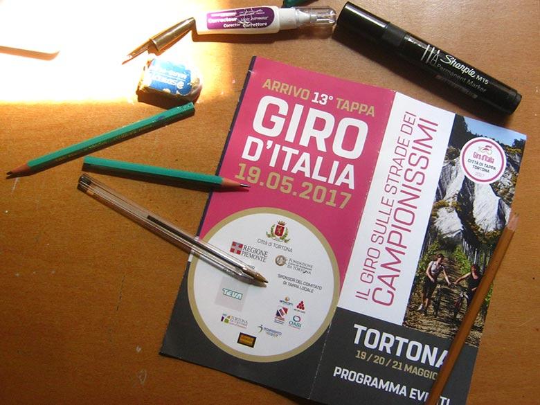 Giro d'Italia,tappa di Tortona