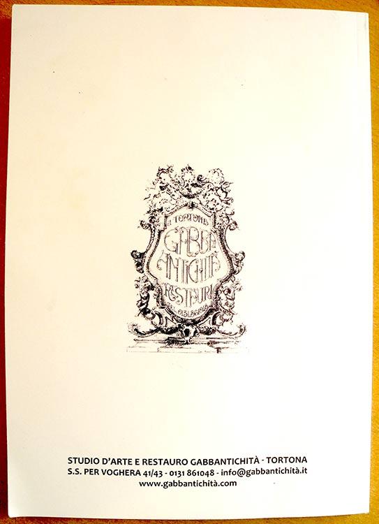 catalogo I Contemporanei