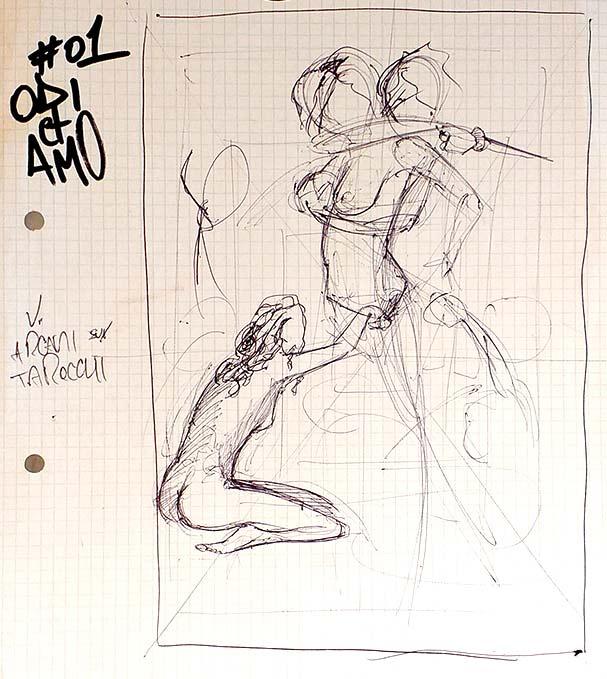 Odi et AmO, Duplex - SchizzO 2010, franZroom.net