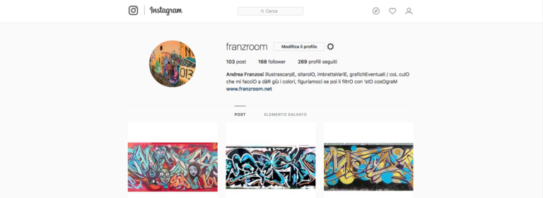 franzRoom on Instagram