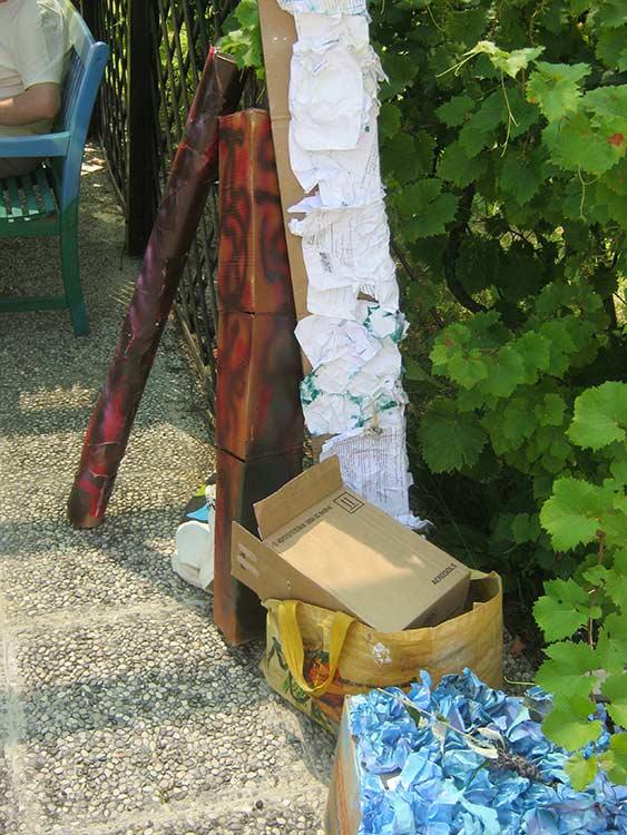 Laboratori di street art alla Residenza Lisino - franZroom.net