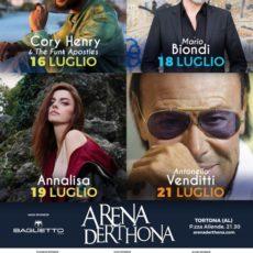 Arena Derthona 2018