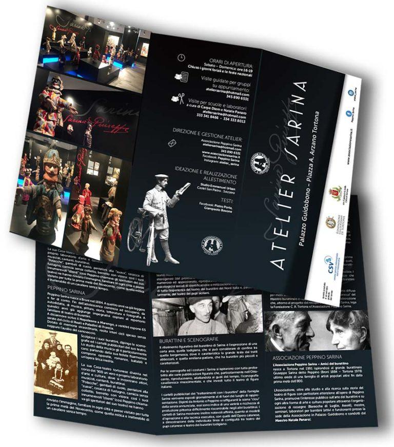 Atelier Sarina - Brochure - franZroom.net