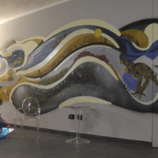 Decorazione Murale @ <em>L'Anlot e Oltre</em>