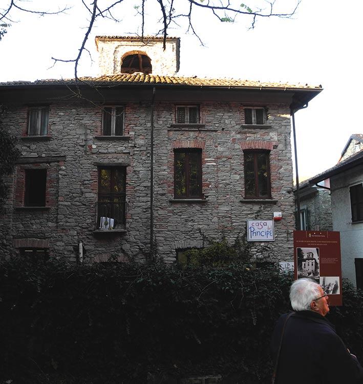 Cento Scene da La Sposa Vestita - Tavole in esposizione alla Casa del Principe, San Sebastiano Curone - Lumelli e Casa del Principe- franZroom.net