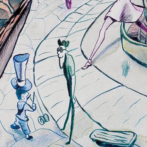 dettagliO SpaesamentO, CalendariO SpaesatO 2020 - Andrea FranZosi, franZroom.net