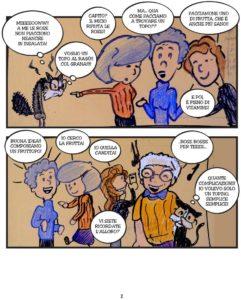 Laboratorio Disegno e Fumetti, Residenza Basile - franZroom.net
