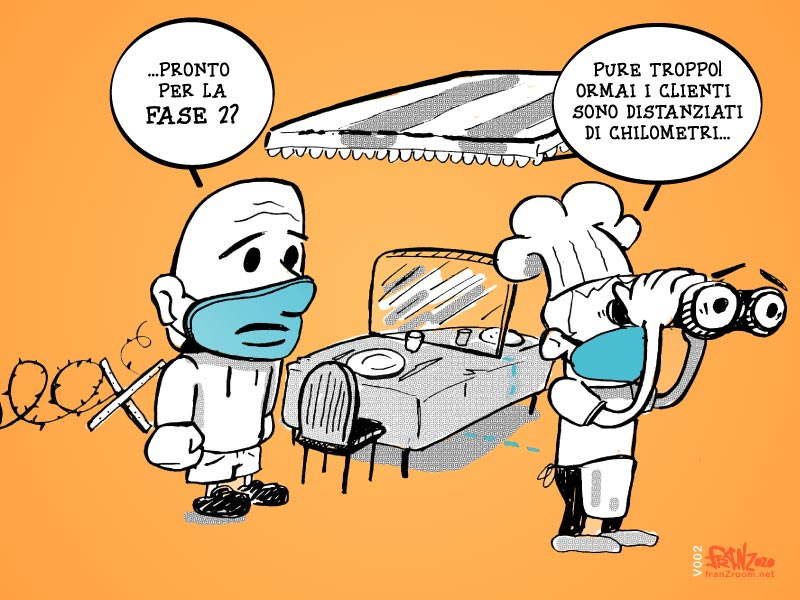 Vignetta PonteNewS, Fase 2 - Andrea FranZosi, franZroom.net