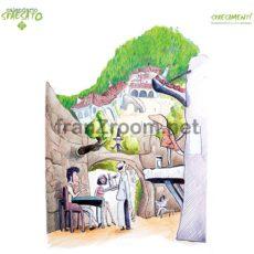 <em>CalendariO SpaesatO</em> 2021 alla Libreria Namastè