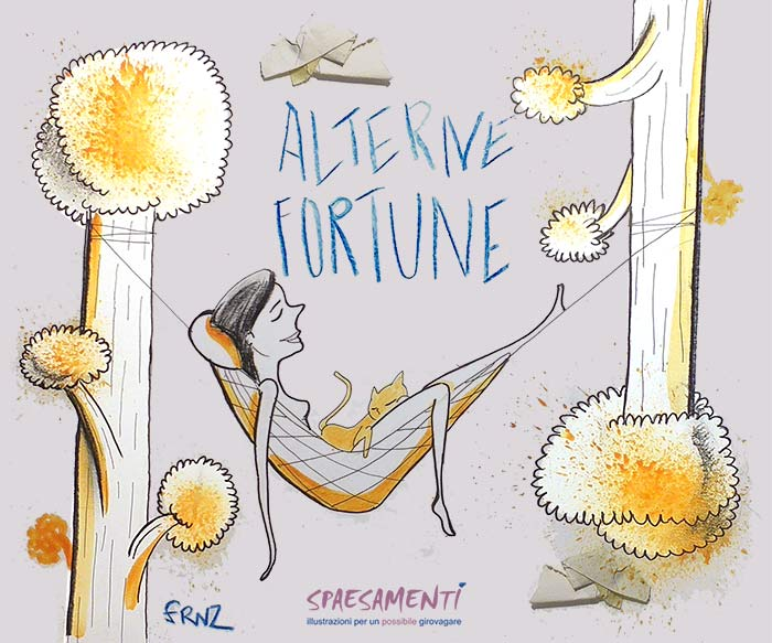 Alterne Fortune - Vignette Spaesate - Andrea Franzosi, franZroom.net