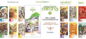 CalendarioSpaesato 2021 - Spaesamenti, Andrea Franzosi - franZrooM.net