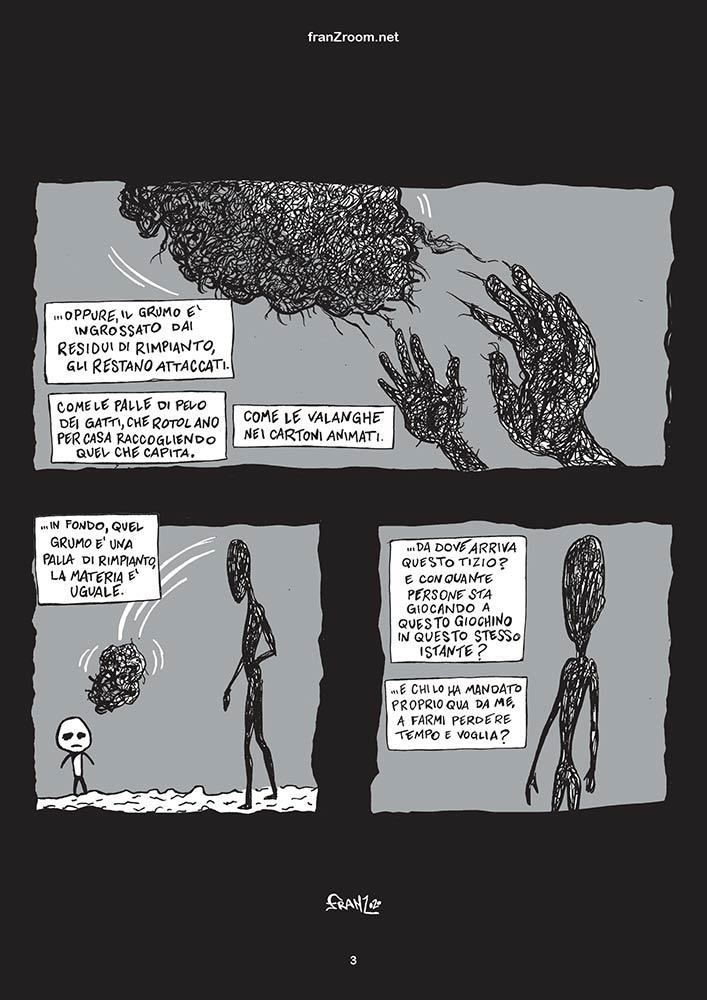 Grumo - fumetti, franZroom.net - Andrea FranZosi