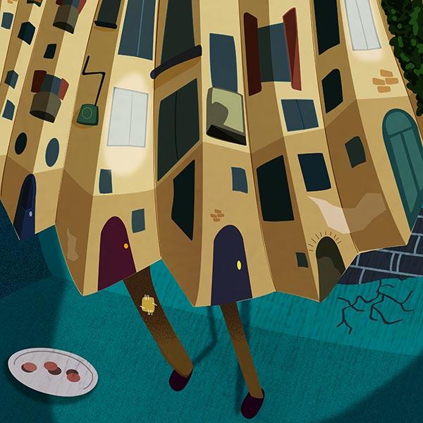 FisarmoniCasa - dettaglio, Andrea FranZosi - franZroom.net