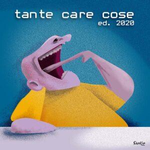 Tante Care Cose - illustrazione digitale, Andrea FranZosi - franZroom.net
