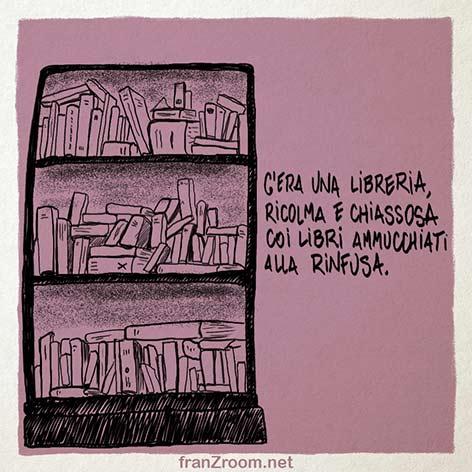 Carta FrustA - Andrea Franzosi, fumetti franZroom.net