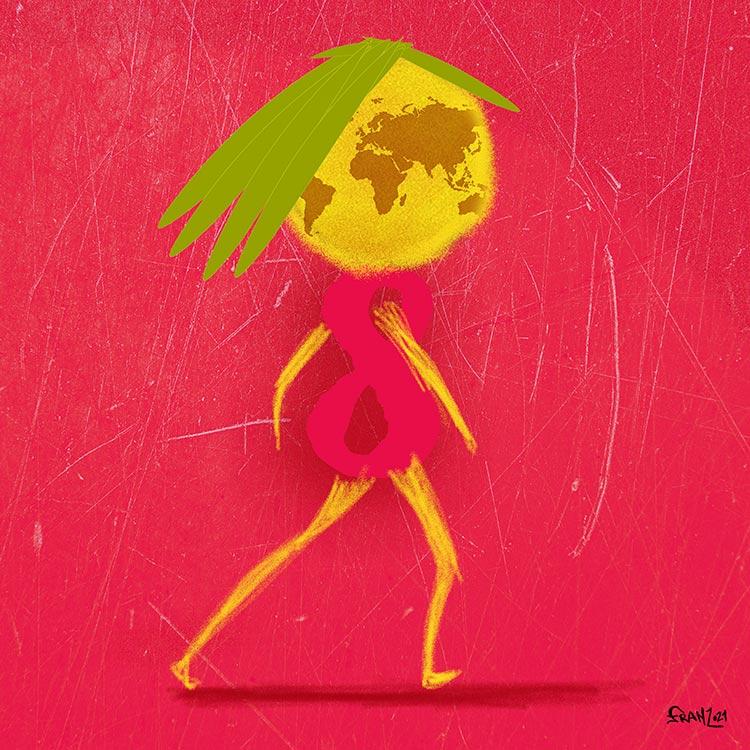 Otto Marzo - illustration, Andrea FranZosi franZroom.net